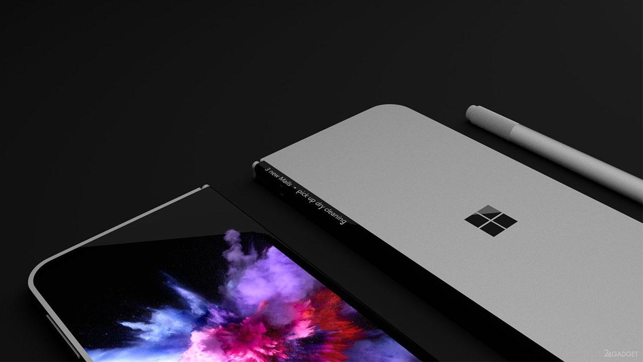 Lộ bằng sáng chế bản lề sử dụng bản lề chất lỏng mới của Microsoft, có thể sử dụng trên thiết bị surface màn hình gập