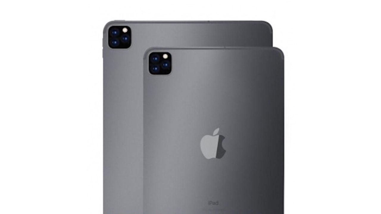 Lộ diện hình ảnh đầu tiên về iPad Pro với cụm camera tương tự như trên iPhone 11 Pro/ iPhone 11 Pro Max