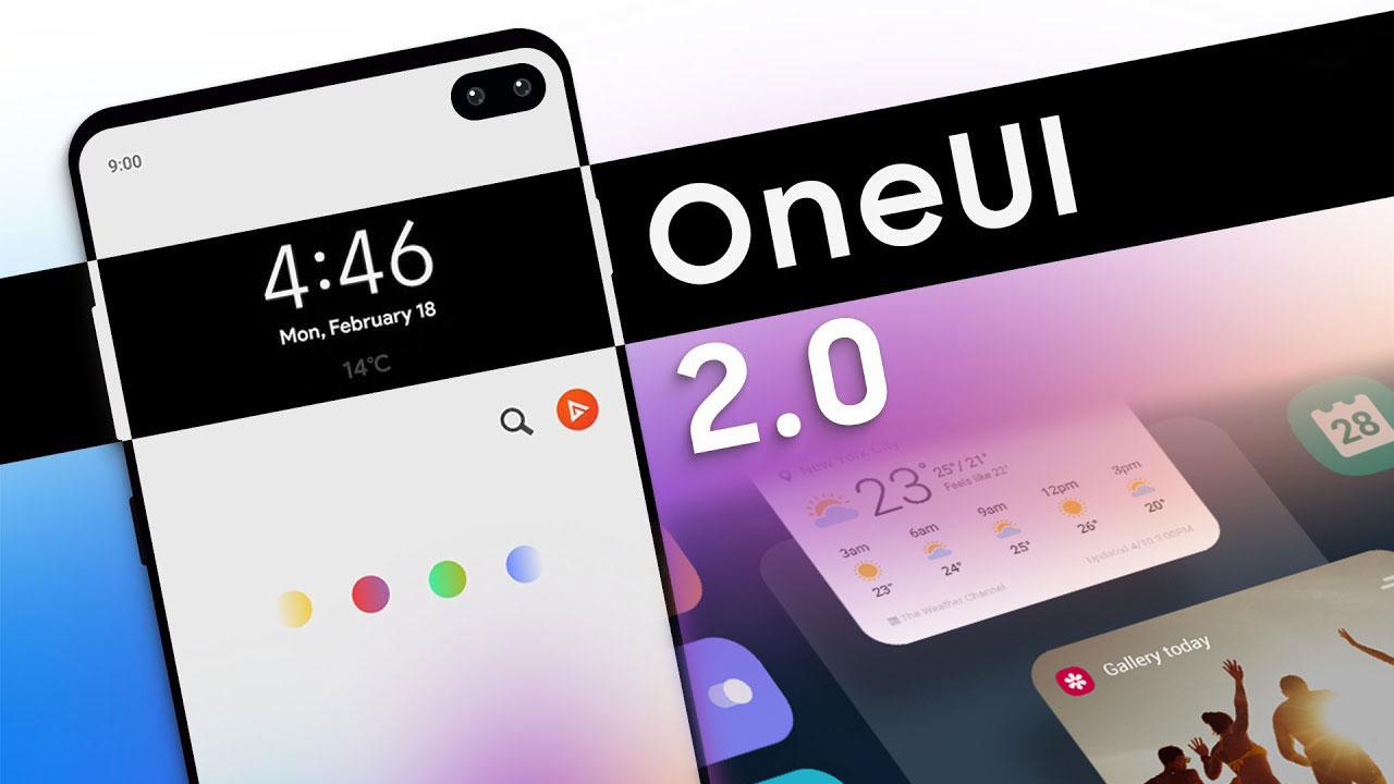 Samsung sẽ phát hành One UI 2.0 Beta cho Galaxy S10 và Galaxy Note 10 Series ngay trong tháng này