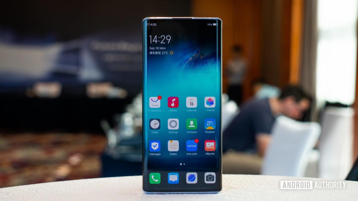 Vivo Nex 3 trở thành smartphone mạnh nhất thế giới hiện nay với 500.000 điểm Antutu