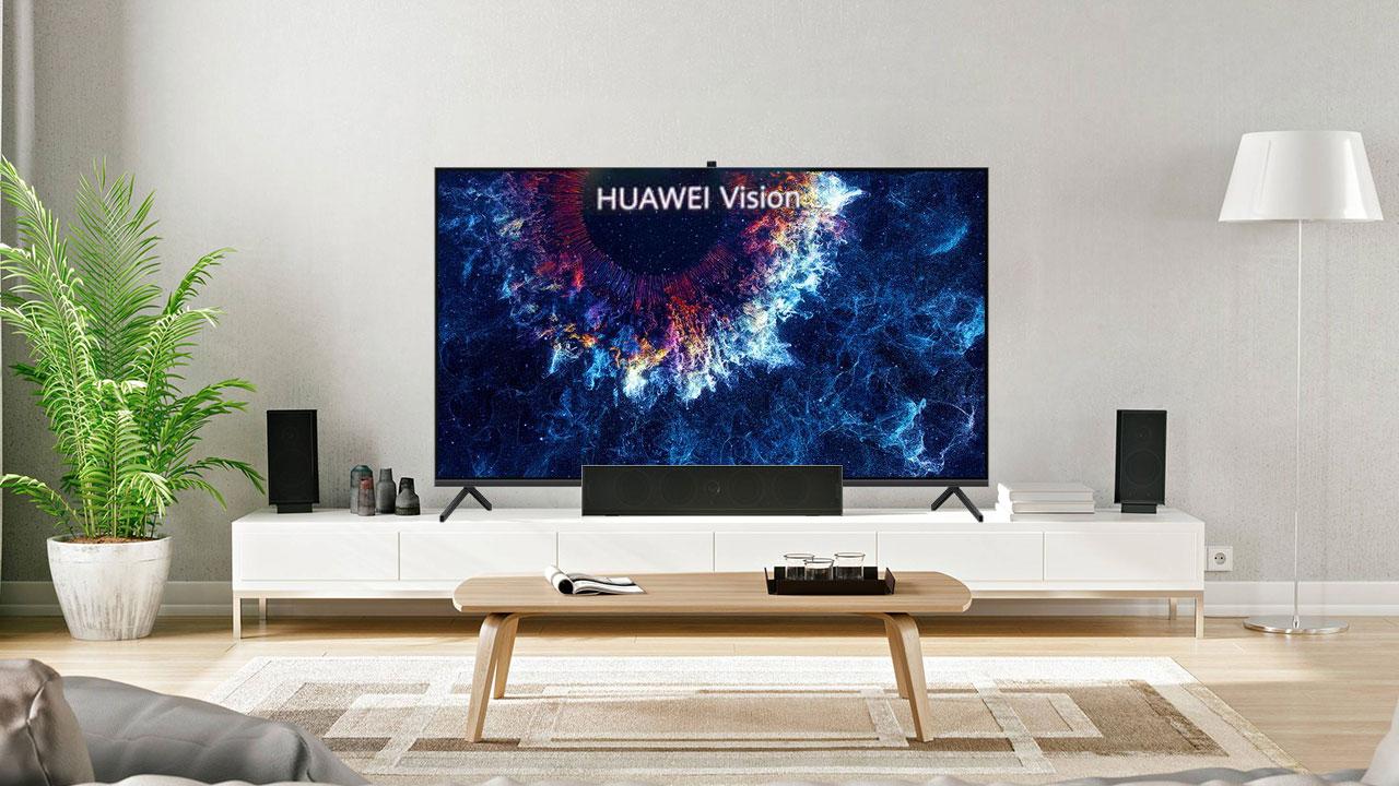 Huawei ra mắt TV chạy hệ điều hành HarmonyOS, có cả camera pop-up
