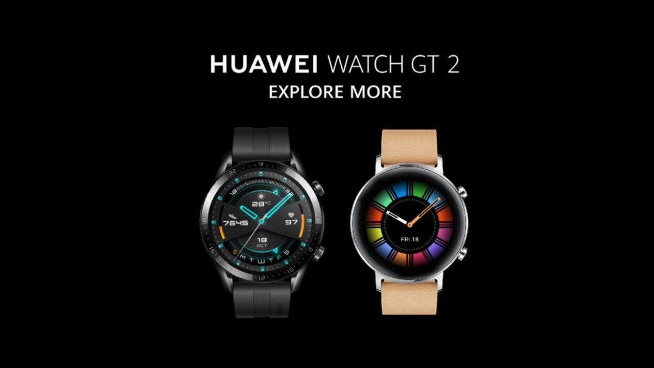 Huawei Watch GT 2 chính thức ra mắt: Chạy LiteOS, pin lên đến 2 tuần, giá từ 253 USD