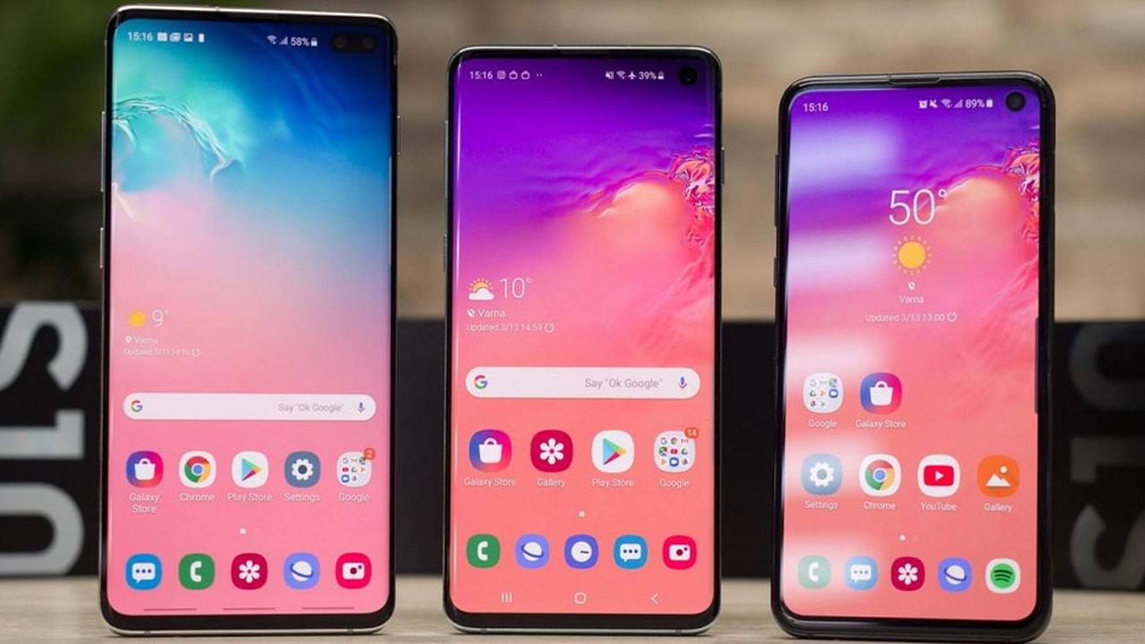 Samsung cập nhật tính năng camera và DeX của Note 10 cho Galaxy S10 series