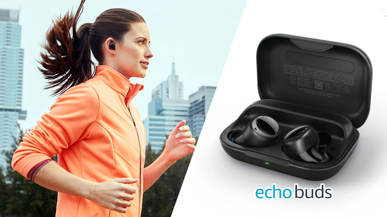 Amazon nhảy vào cuộc đua True wireless với tai nghe không dây Echo Buds, giá 129 USD