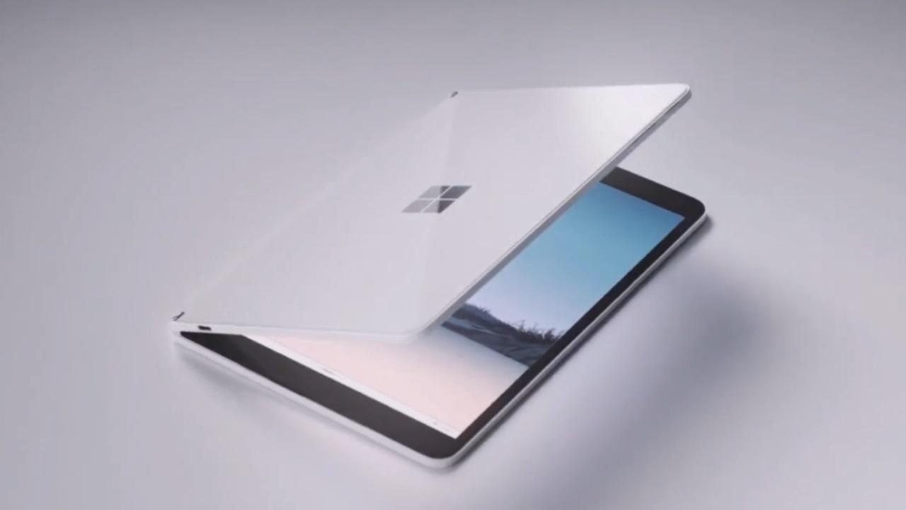 Surface Neo chính thức ra mắt: Laptop 2 màn hình, chạy Windows 10X, chip Intel Lakefield