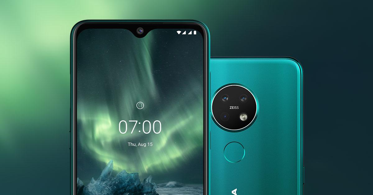 Nokia 7.2 lọt top sản phẩm mới bán chạy nhất trên Amazon