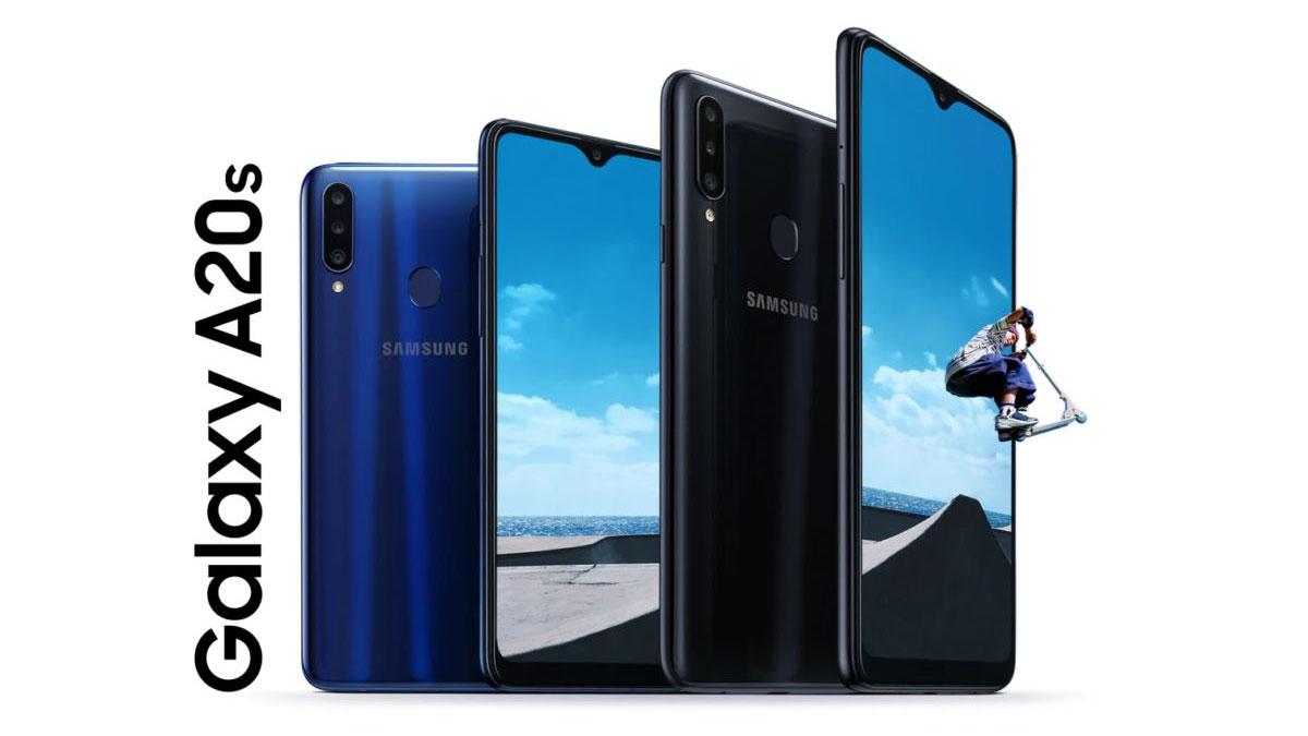 Samsung ra mắt Galaxy A20s tại Việt Nam: Nâng cấp camera, màn LCD 6.5 inch, giá từ 4.4 triệu