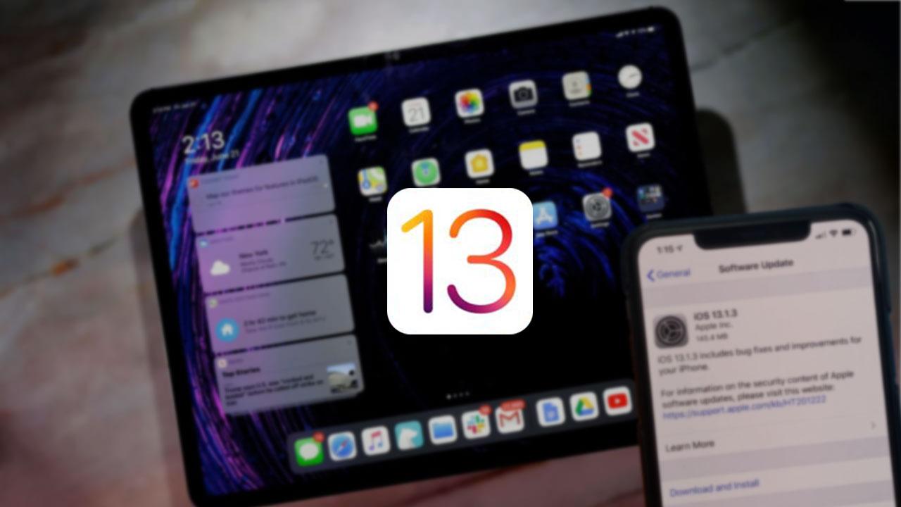 Apple phát hành iOS và iPadOS 13.1.3 chính thức, tập trung sửa lỗi và cải thiện hiệu năng