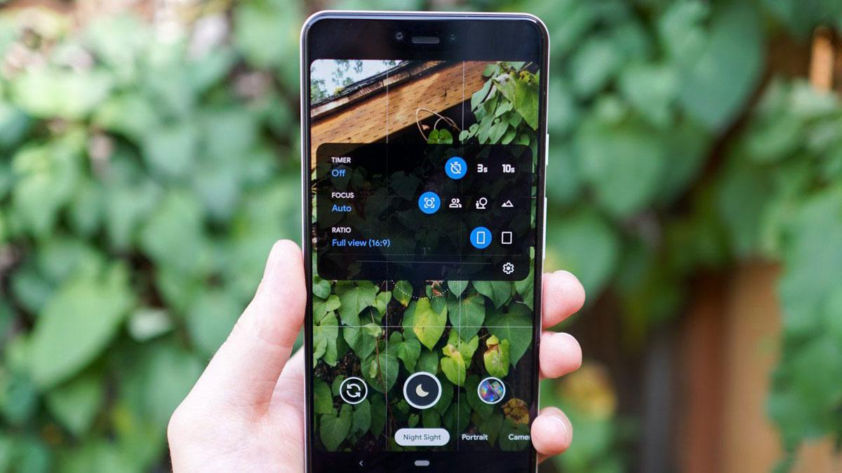 Chia sẻ bộ cài Google Camera 7.0 được trích xuất từ Pixel 4 với chế độ chụp ảnh thiên văn dành cho một số máy Android khác