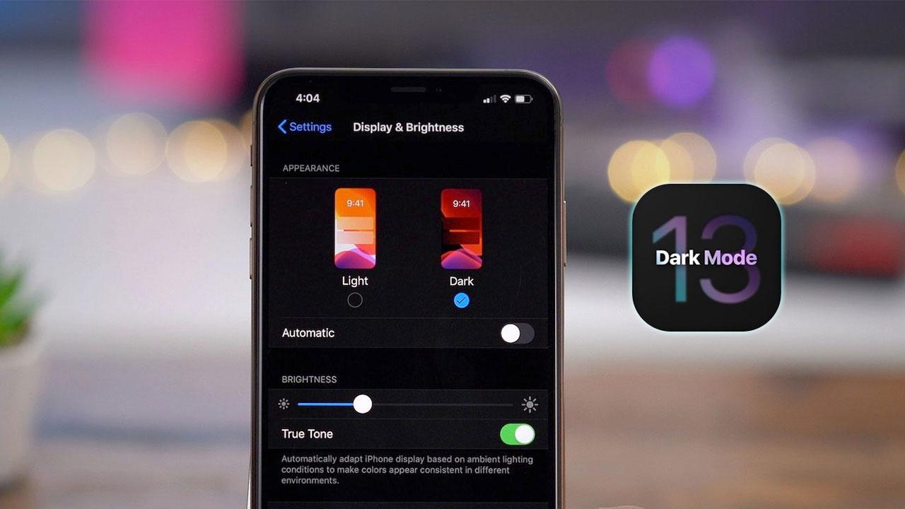 Thử nghiệm tính năng Dark Mode của iOS 13 có giúp tăng thời lượng sử dụng pin trên iPhone hay không?