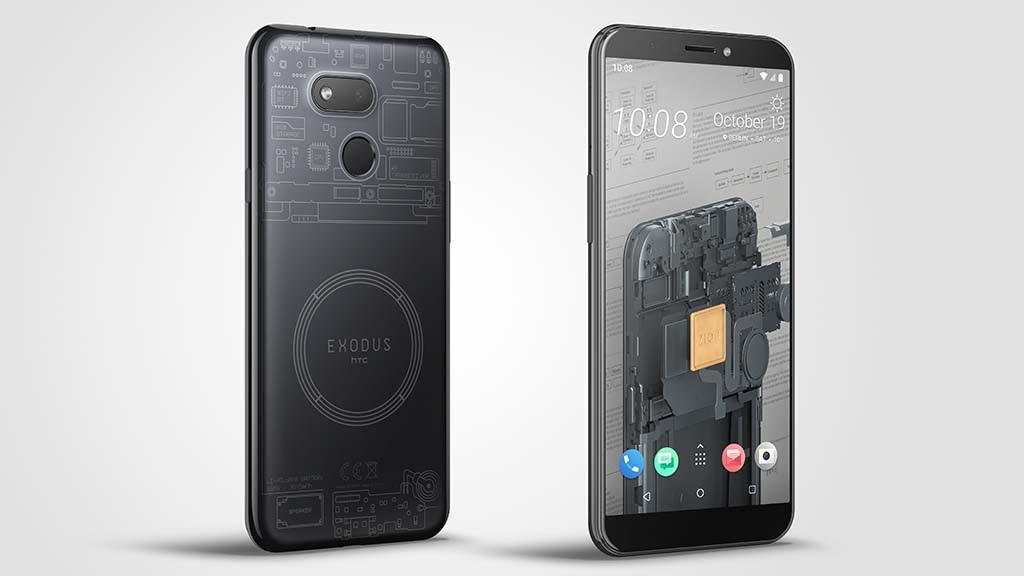 Exodus 1s: Smartphone blockchain tiếp theo của HTC, có giá chỉ 244 USD