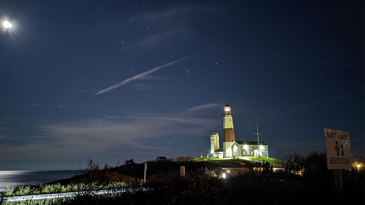 Cùng xem loạt hình ảnh ấn tượng được chụp từ chế độ chụp thiên văn trên Google Pixel 4