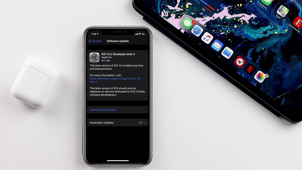 Bộ 3 iPhone 11, 11 Pro và Pro Max gặp lỗi sau khi cập nhật lên iOS 13.1.3 và iOS 13.2 beta 3