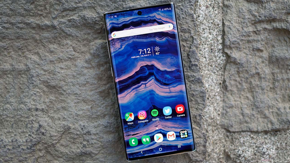 Samsung xác nhận sẽ sớm có Android 10 beta cho Galaxy Note 10, Note 10+
