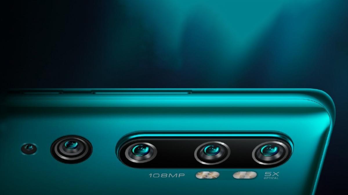 Xiaomi nhá hàng Mi CC9 Pro với cụm 5 camera sau sử dụng cảm biến 108MP, zoom quang 5x