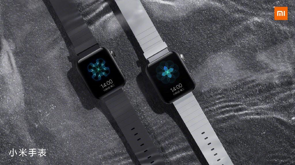 Xiaomi nhá hàng chiếc smartwatch mới lấy cảm hứng thiết kế từ Apple Watch, chạy Wear OS, ra mắt ngày 5/11