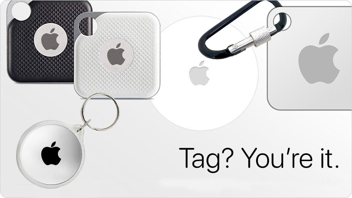 Phiên bản iOS 13.2 tiết lộ một thiết bị hoàn toàn mới của Apple, có tên là AirTags
