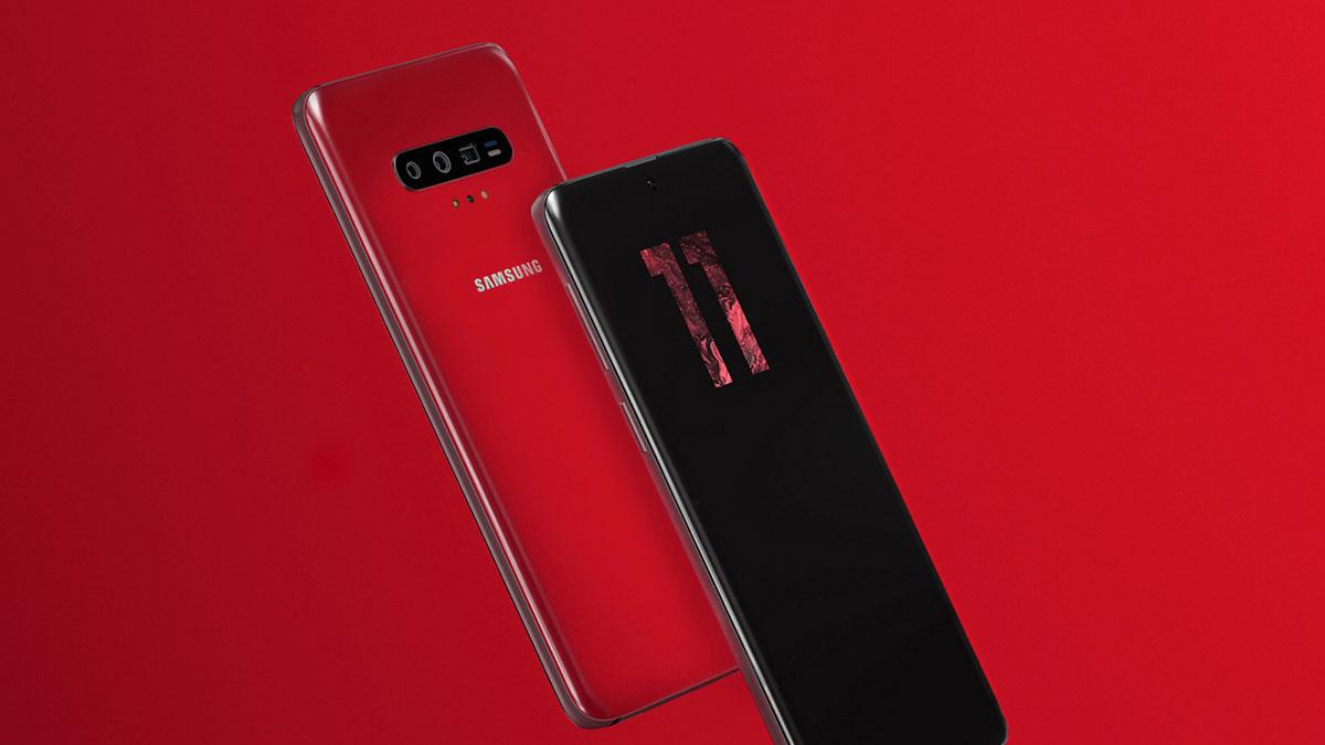 Samsung đã chốt thiết kế Galaxy S11, chuẩn bị ra mắt vào đầu năm sau