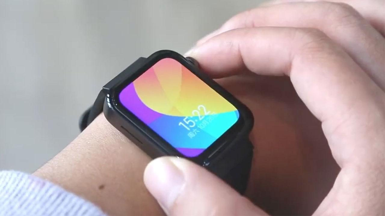 Lộ video trên tay Xiaomi Mi Watch, thao tác điều khiển giống Apple Watch, có thể xem video