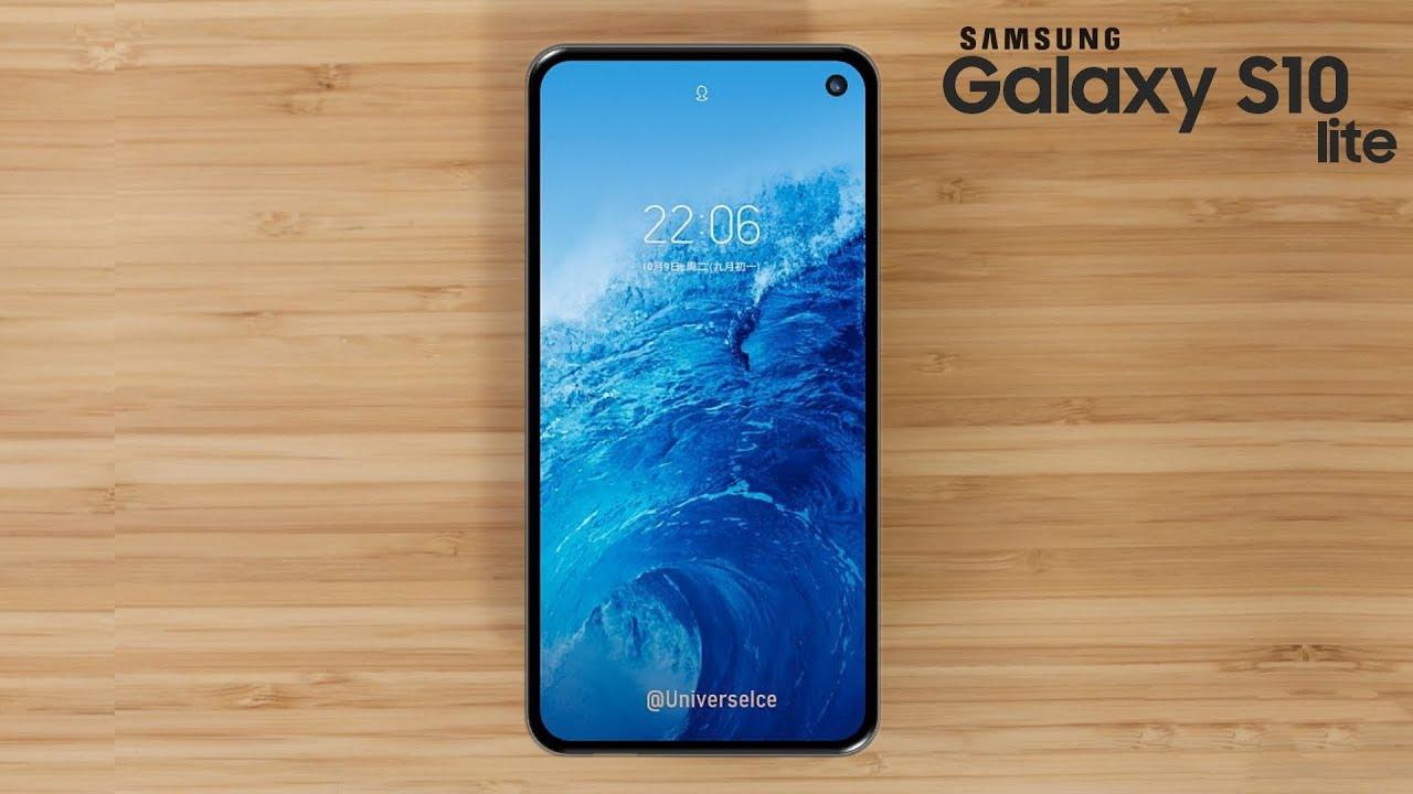 Galaxy S10 Lite sẽ được Samsung ưu ái khi trang bị viên pin 4370mAh, sạc nhanh 45W