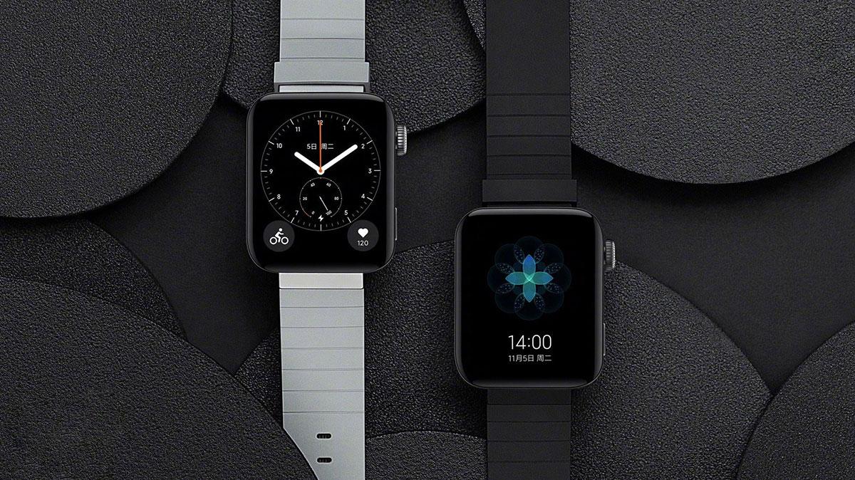 Xiaomi giải thích vì sao Mi Watch chọn thiết kế màn hình vuông như Apple Watch