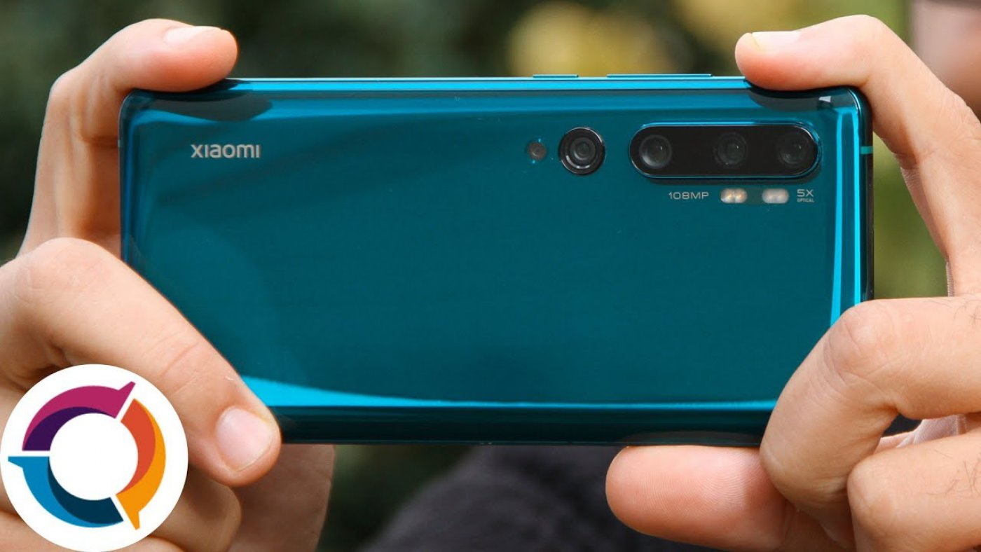 Cận cảnh cảm biến camera 108MP với kích thước 'khổng lồ siêu to' trên Xiaomi CC9 Pro
