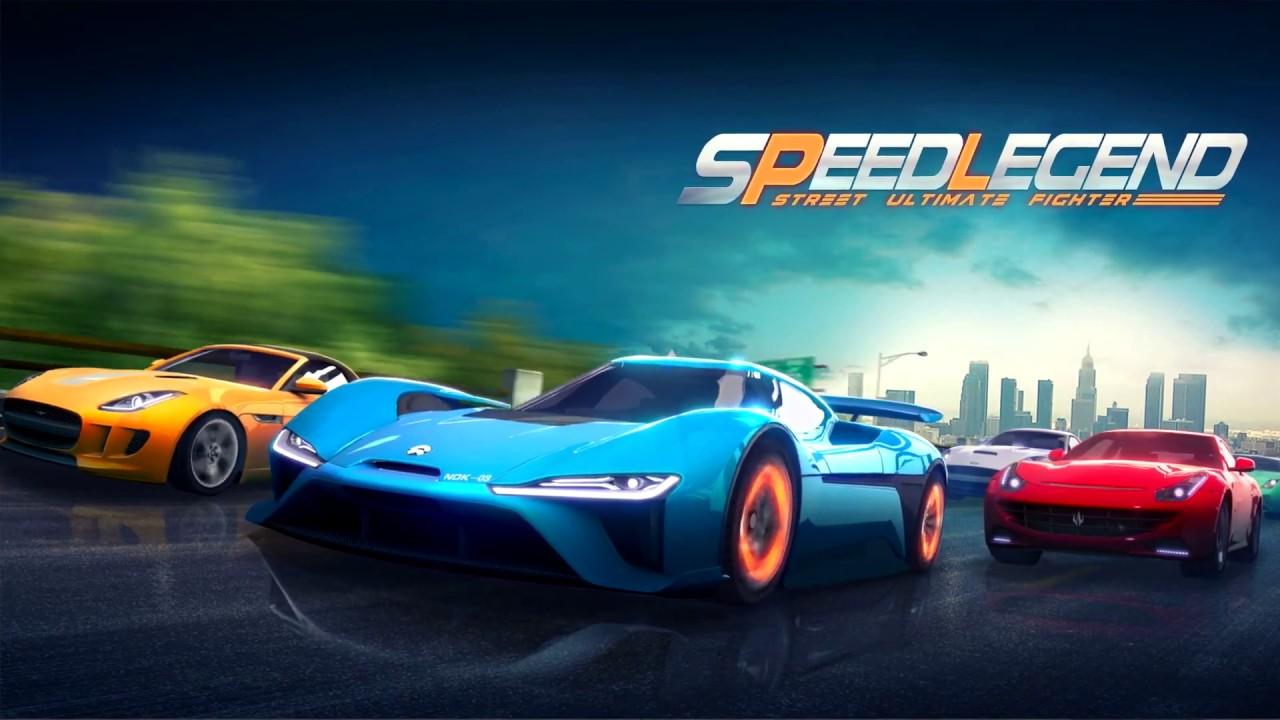 Xiaomi ra mắt tựa game đua xe Speed Legend: Racing Game 2019 trên Android với đồ họa cực đẹp
