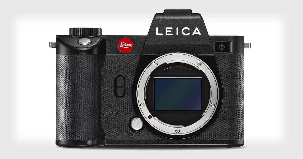 Leica công bố máy ảnh không gương lật SL2: Chống rung cảm biến, tạo được ảnh 187MP, giá 140 triệu