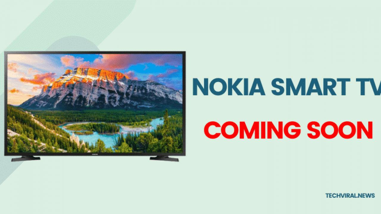 Sắp có Smart TV thương hiệu Nokia, nhưng không phải do Nokia sản xuất