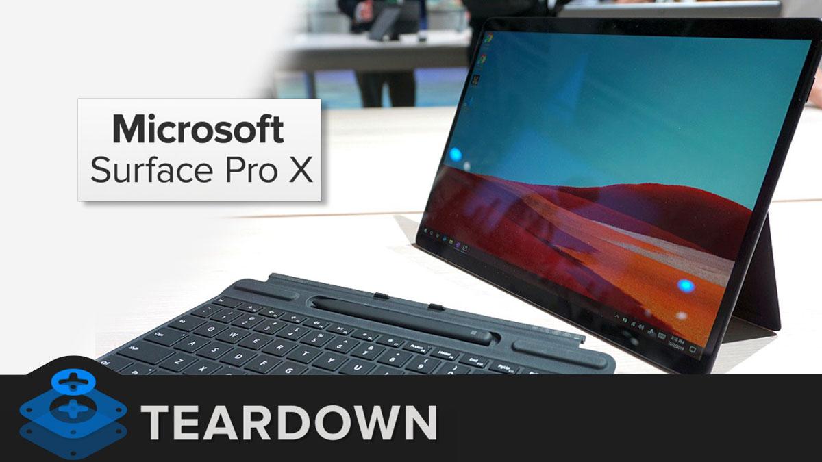 iFixit: Surface Pro X dễ sửa hơn bất kỳ chiếc iPad nào từ trước đến nay
