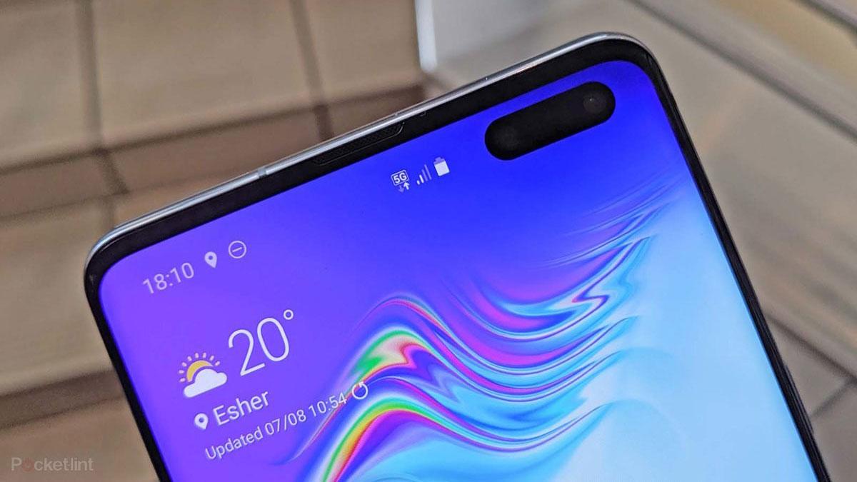 Galaxy S10 5G sẽ được bổ sung tính năng 'Face ID' sau khi cập nhật lên Android 10?