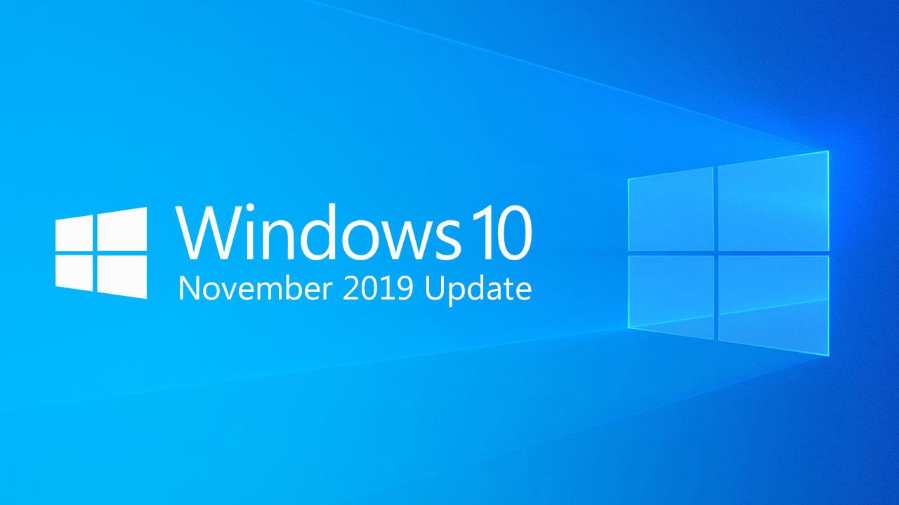 Chia sẻ file ISO Windows 10 November Update 1909 chính chủ từ Microsoft, mời anh em tải về