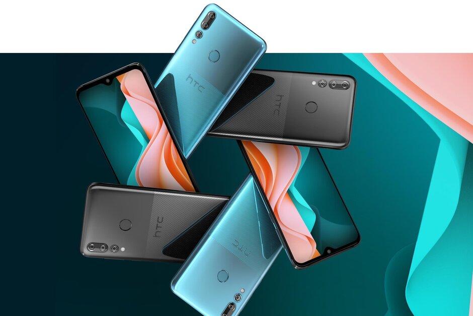HTC ra mắt smartphone giá rẻ Desire 19s với màn hình 'giọt nước' 6,2 inch,  chip Helio P22, 3GB RAM, giá 195USD