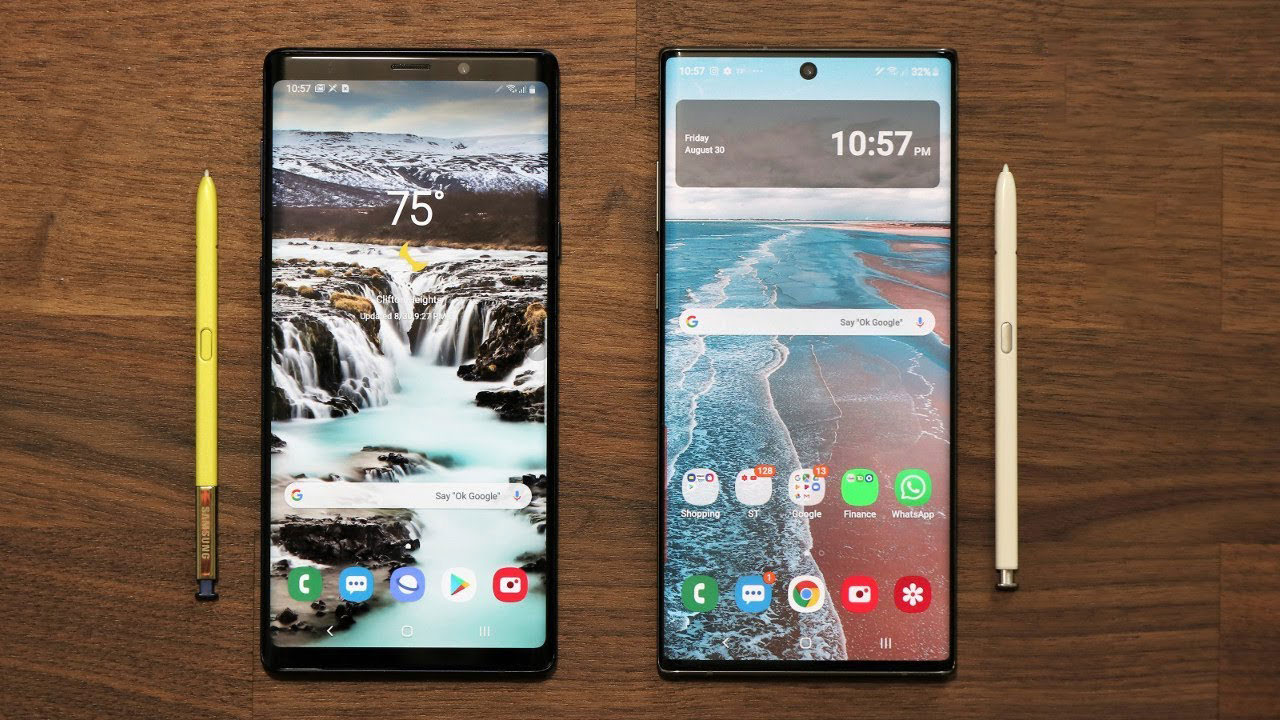 Galaxy S9 và Galaxy Note 9 sắp được cập nhật Android 10 beta, Galaxy Note 10 được cập nhật Android 10 beta lần 2