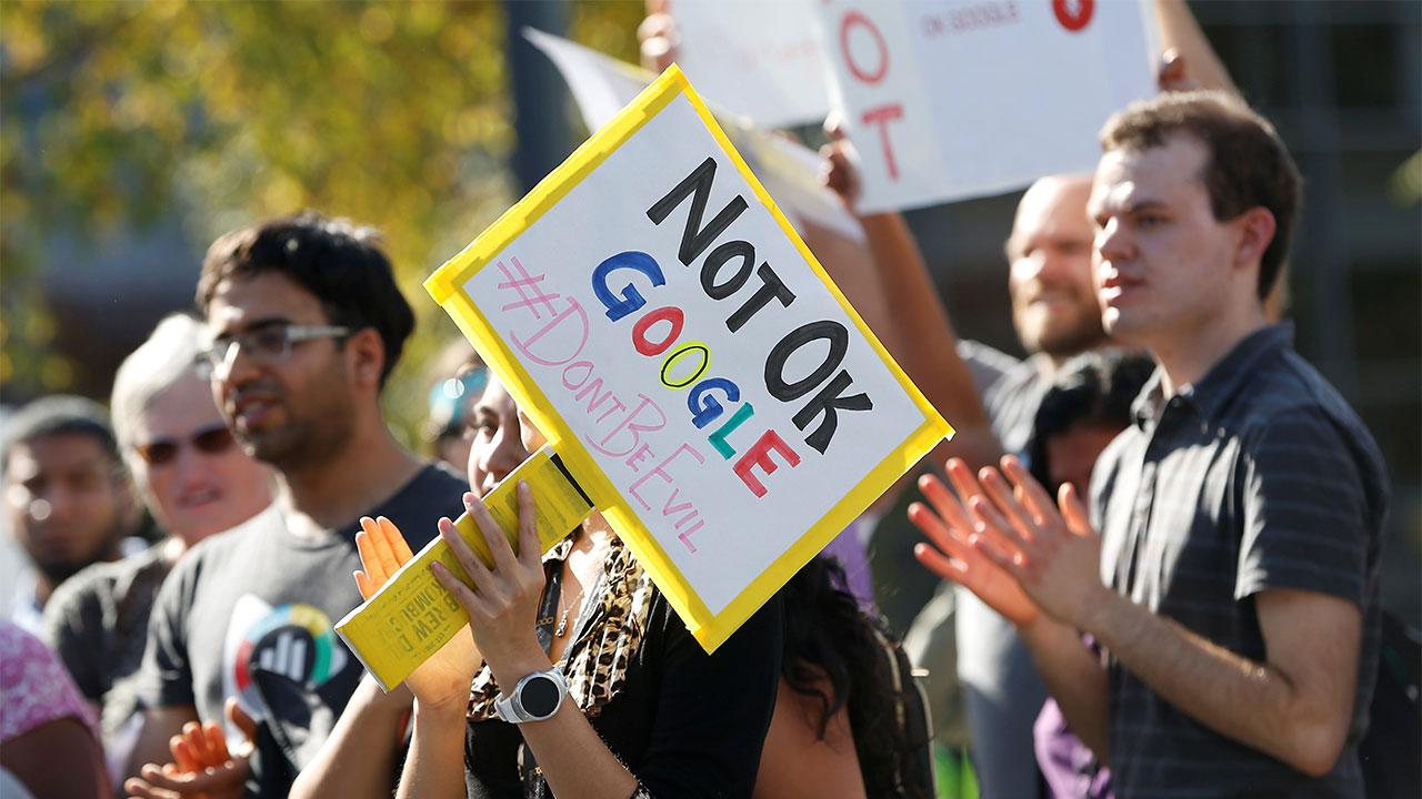Google bị hàng nghìn nhân viên biểu tình phản đối vì sa thải nhân sự 'làm lộ thông tin với giới truyền thông'