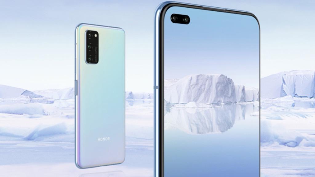 Huawei ra mắt Honor V30 và V30 Pro với thiết kế giống màn hình 'đục lỗ' Galaxy S10+, hỗ trợ 5G, giá từ 11 triệu đồng