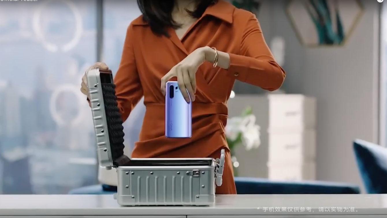 Vivo tung video hé lộ khả năng zoom 60x trên Vivo X30