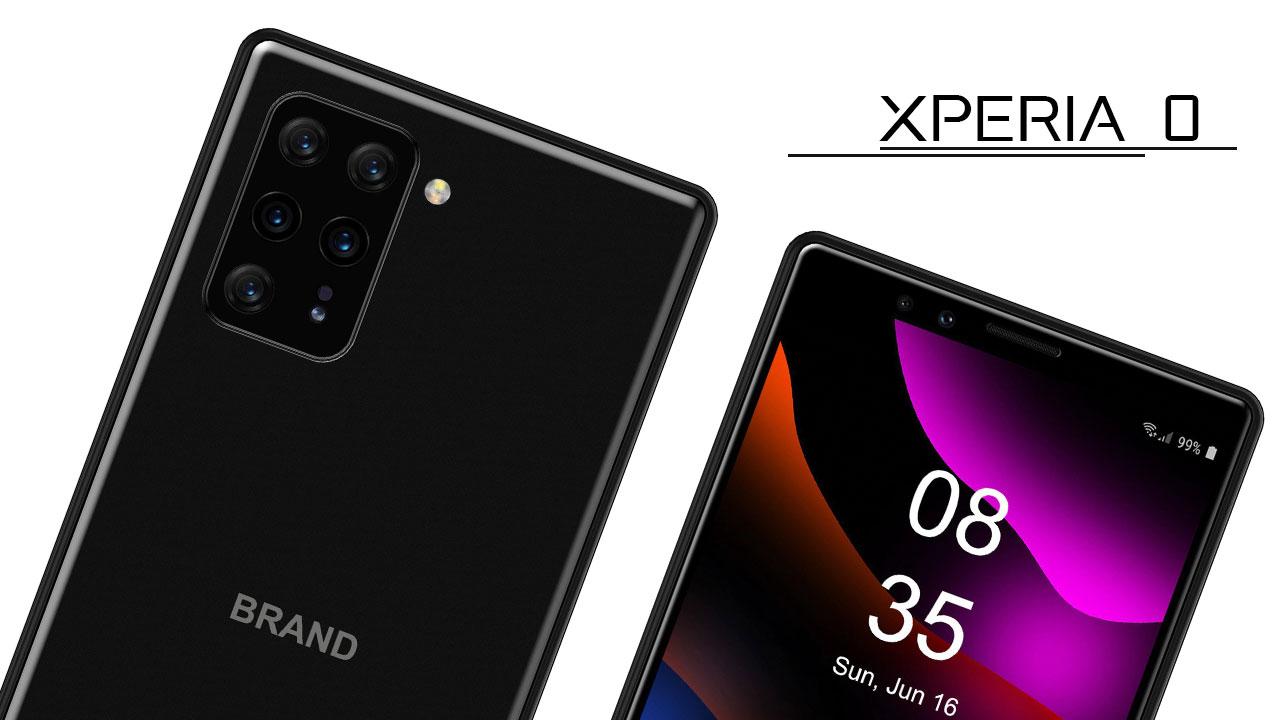 Sony Xperia 0 sẽ trang bị tới 6 camera sau? Cuộc cách mạng về số lượng camera trên smartphone bước lên tầm cao mới!