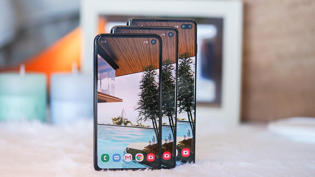 Samsung chính thức cập nhật Android 10 cho Galaxy S10 series tại Việt Nam
