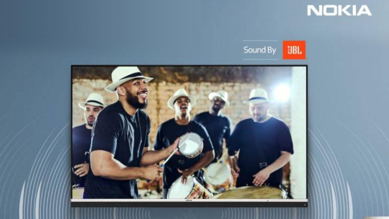Nokia chính thức ra mắt Smart TV 55 inch với màn hình 4K UHD và JBL Audio tại Ấn Độ