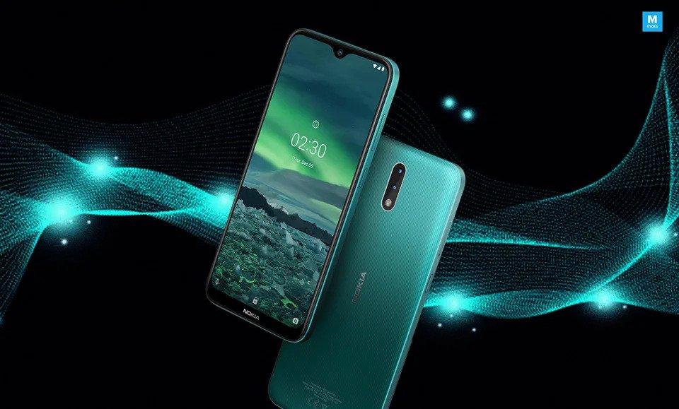 HMD Global ra mắt Nokia 2.3: Smartphone giá rẻ với chip Helio A22, RAM 2GB, pin 4000mAh