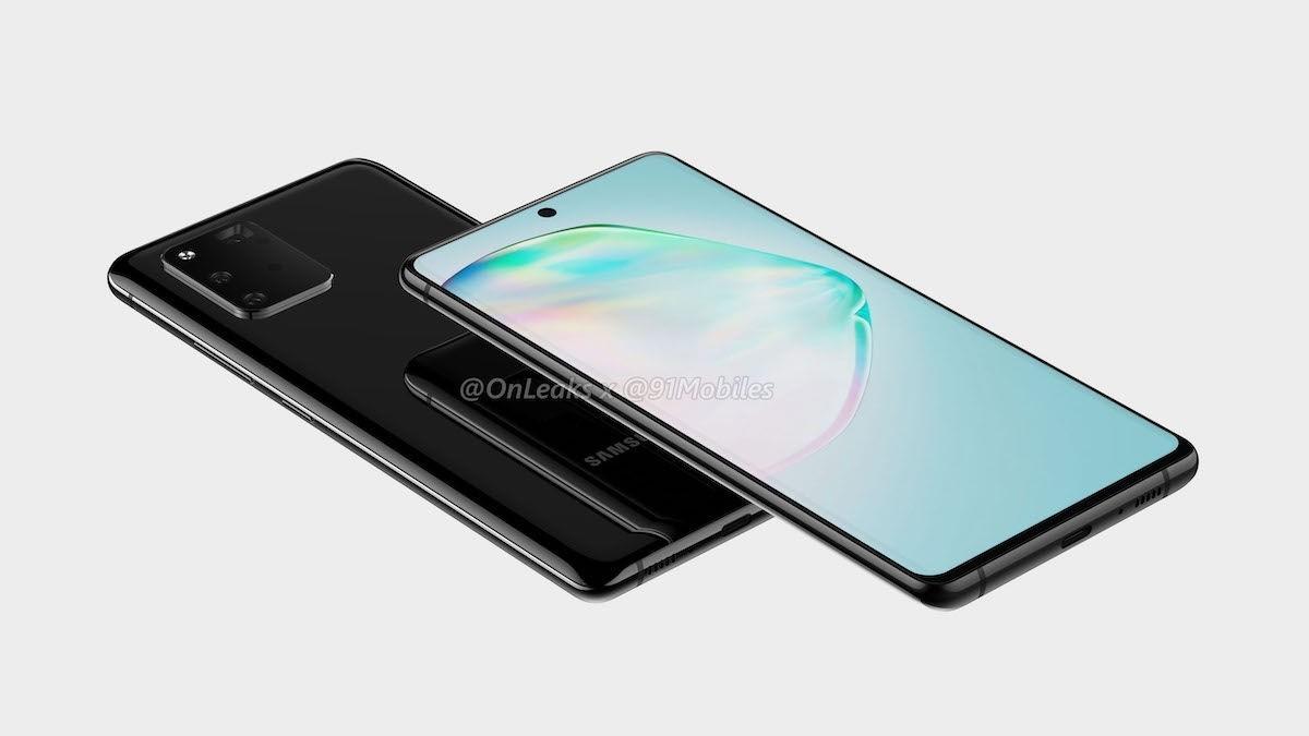 Galaxy Note 10 Lite sẽ có dung lượng pin lớn hơn cả Galaxy Note 10+