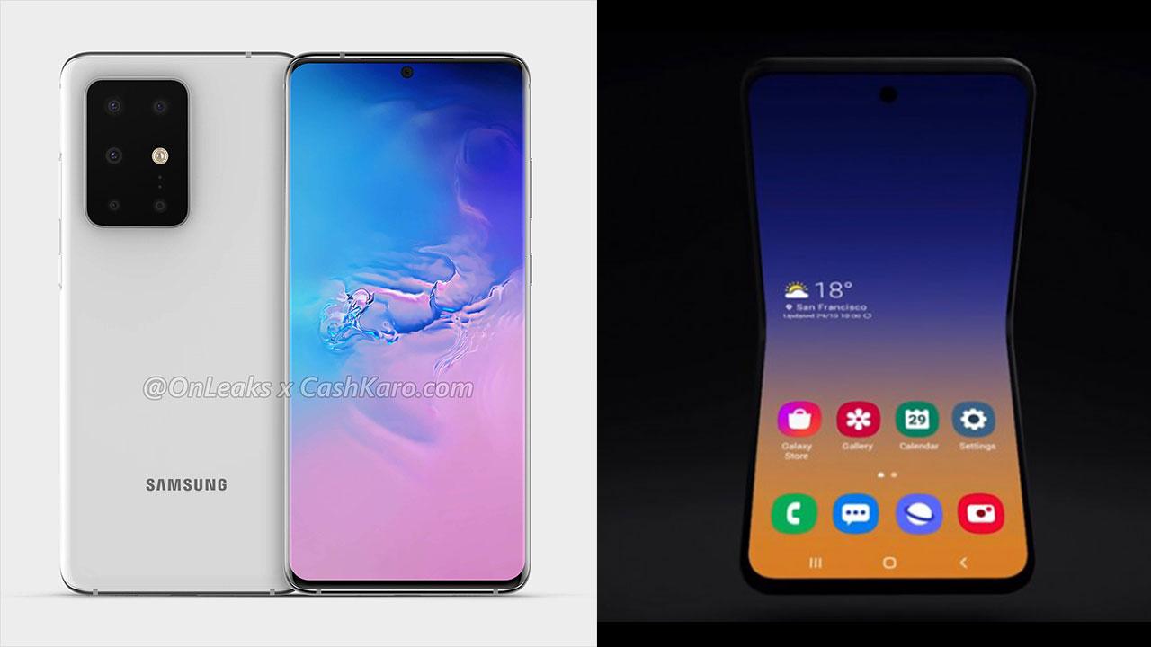 Galaxy S11 cùng mẫu smartphone màn hình gập mới sẽ được Samsung ra mắt vào ngày 18/2