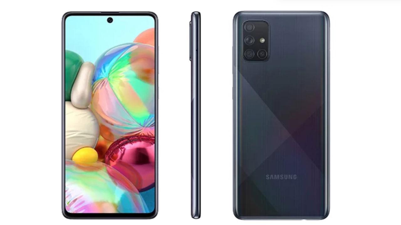 Samsung ra mắt Galaxy A71: Màn hình Infinity-O 6.7 inch, camera macro, vi xử lý 8 nhân, pin 4500mAh, sạc nhanh 25W