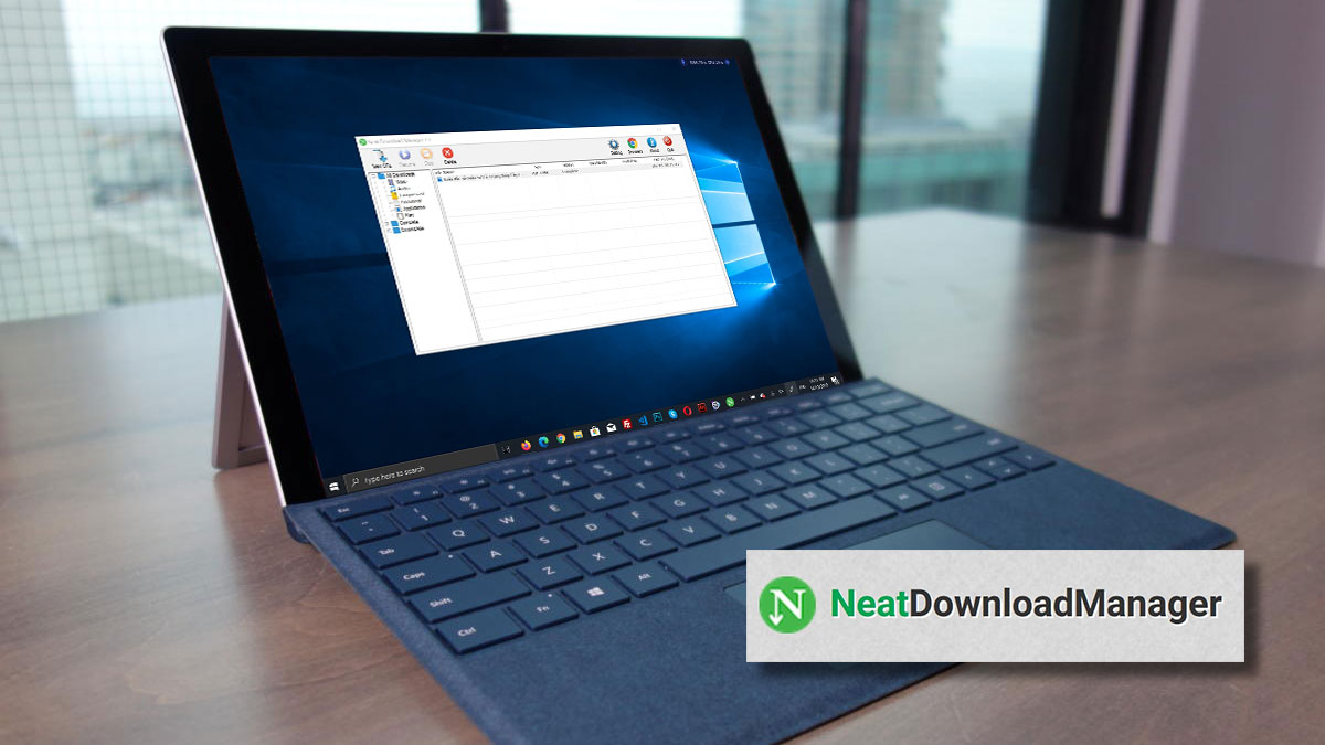 Neat Download Manager phiên bản miễn phí thay thế hoàn hảo cho Internet Download Manager