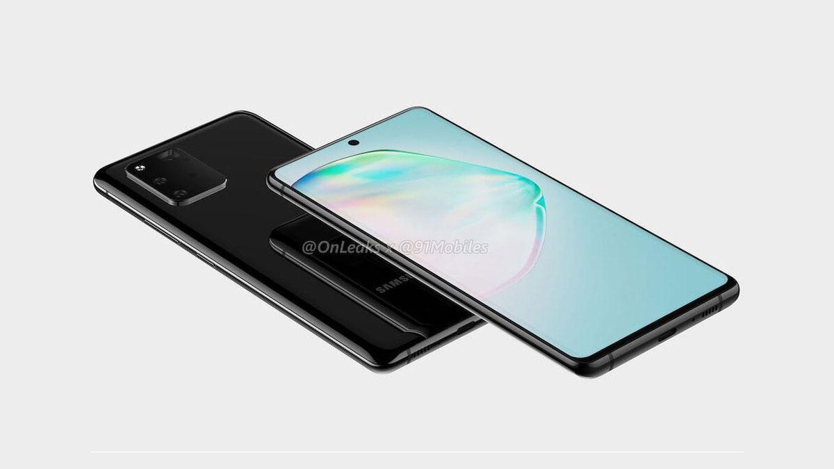 Galaxy S10 Lite rò rỉ cấu hình với chip Snapdragon 855, pin 4.500 mAh sạc nhanh 45W, giá bán hơn 750 USD