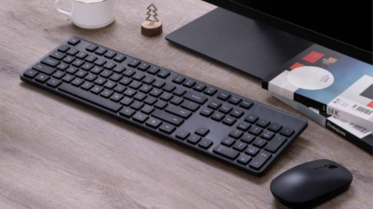 Xiaomi ra mắt combo bàn phím và chuột không dây siêu rẻ, giá chỉ 324 ngàn đồng