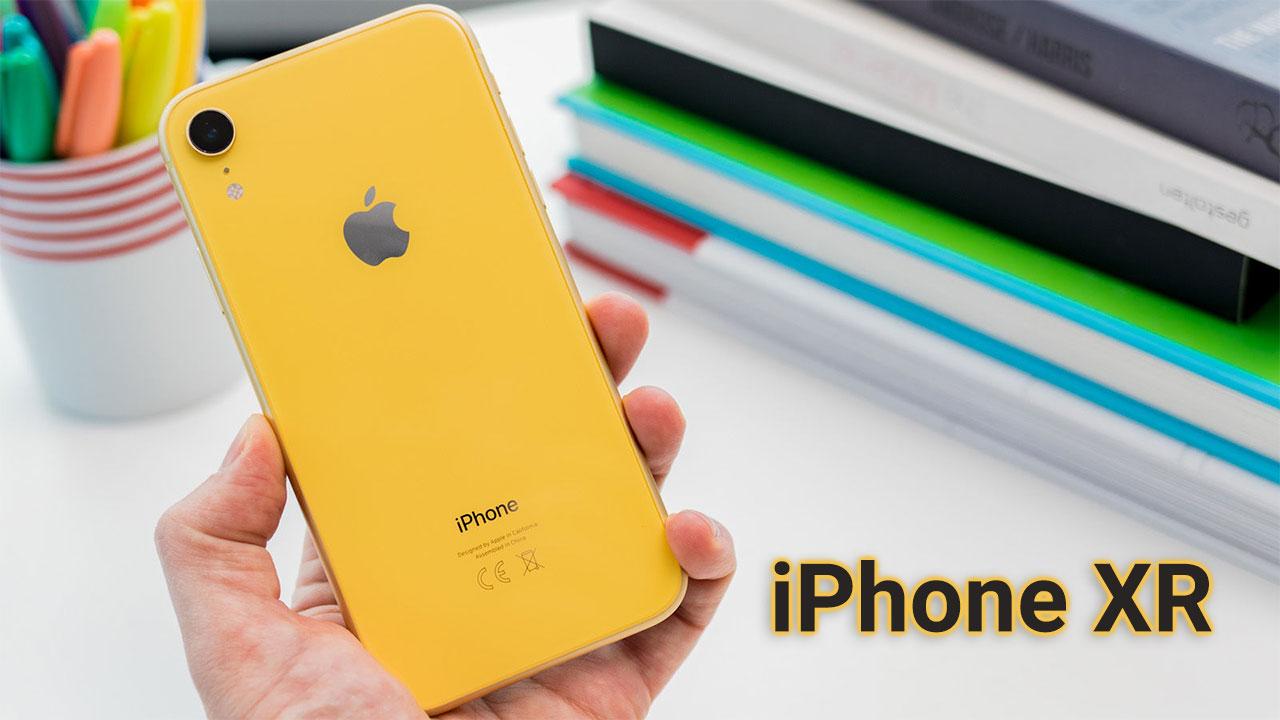 iPhone XR là chiếc smartphone bán chạy nhất toàn cầu trong năm 2019