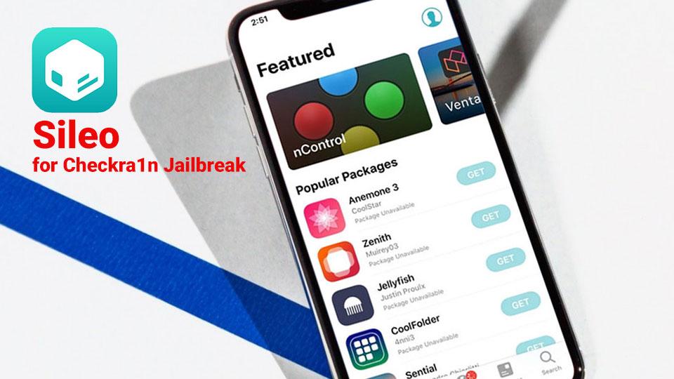 Hướng dẫn cài đặt trình quản lý gói Sileo cho các thiết bị được jailbreak bằng Checkra1n