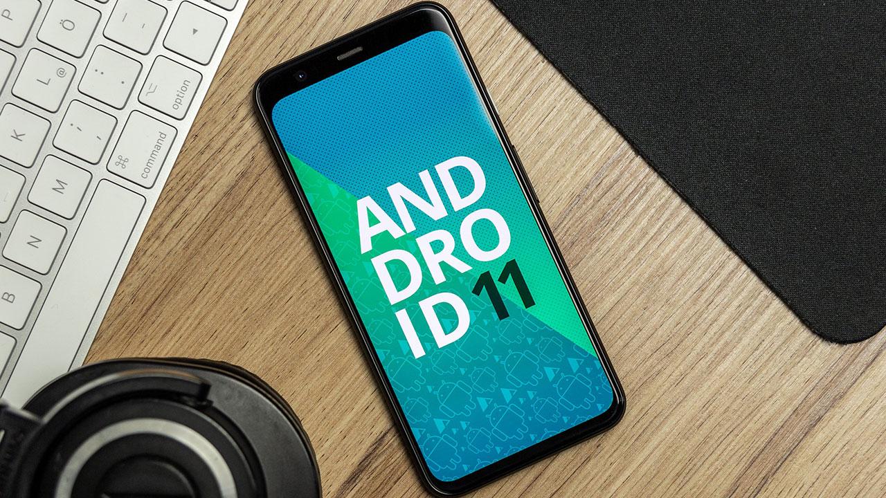 Hệ điều hành Android 11 sẽ cho phép người dùng quay video trên 4GB
